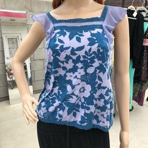 Kimchi Blue sleeveless blouse